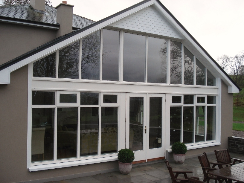 CONSERVATORIES South Wood Manufacturers Ltd